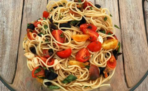 Poletni špageti